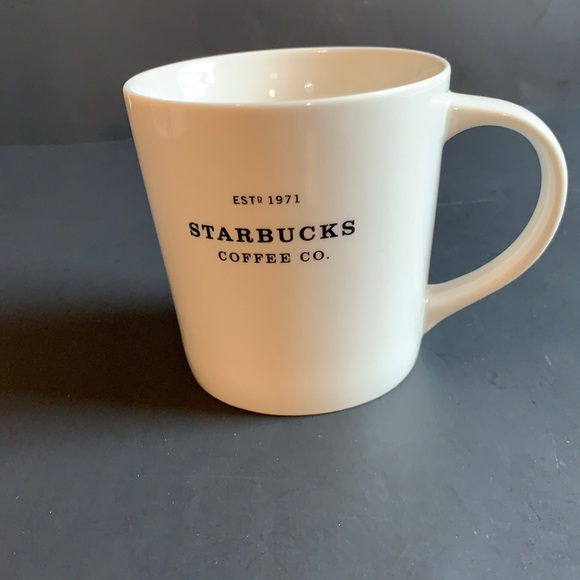 16 oz STARBUCKS grande coffee mug